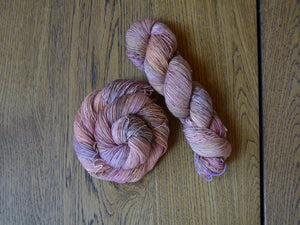 Antique Rose Singles Fingering Yarn