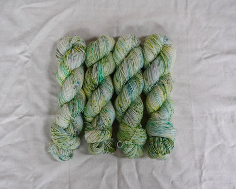 Beach-y Sock Yarn (100 g / 463 y) Hand Dyed