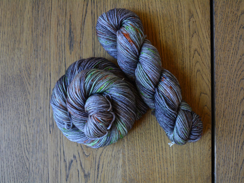 Is It Halloween Yet? Worsted Merino Yarn