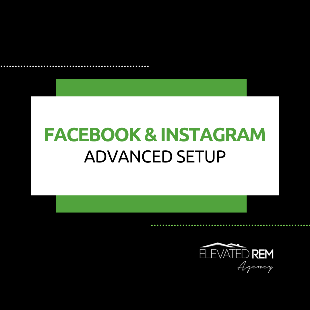Facebook & Instagram Advanced Setup
