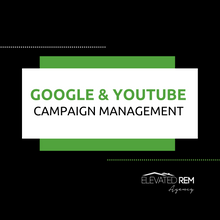 Google & YouTube Campaign Management