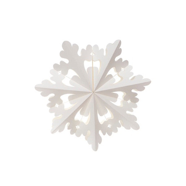 Mini Snow Queen Paper Cut Star