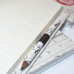 Japanese Alphabet Travel Journal