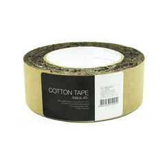 Cotton Tape black 45mm