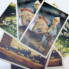 -1 Mini Postcards