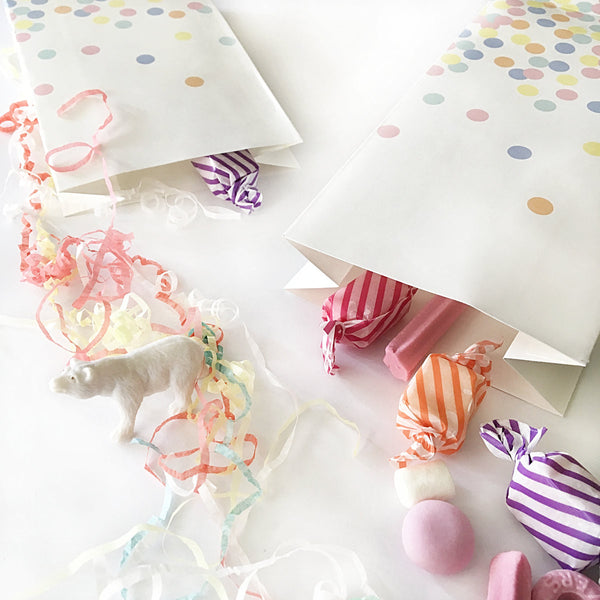 Confetti Treat bags