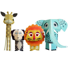 The Wild Bunch—Paper Animals