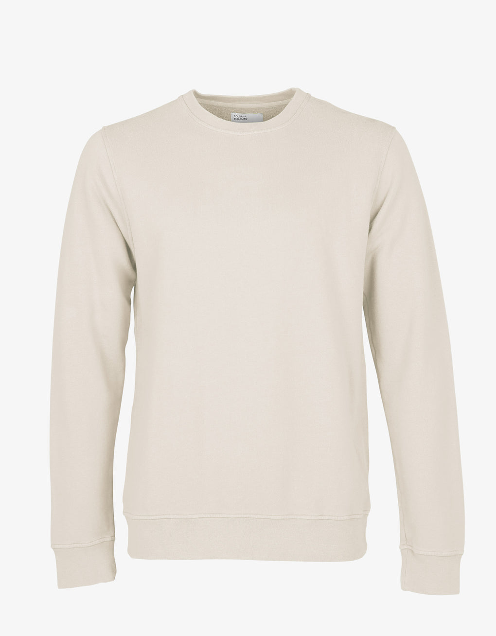 Colorful Standard Classic Organic Crew Crewneck Ivory White