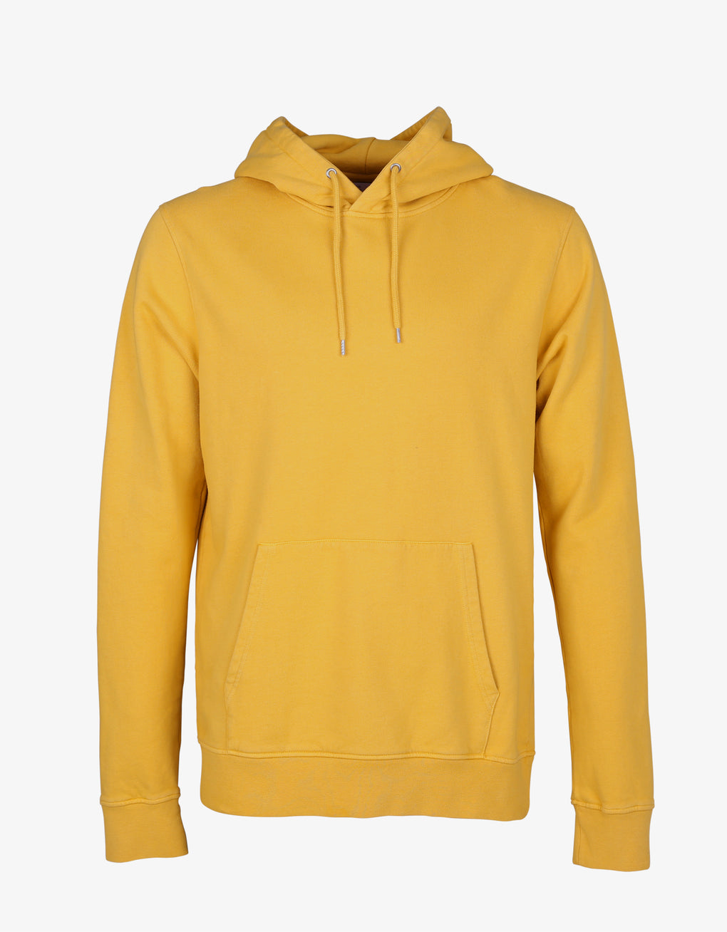 Colorful Standard Classic Organic Hood Hoodie Burned Yellow