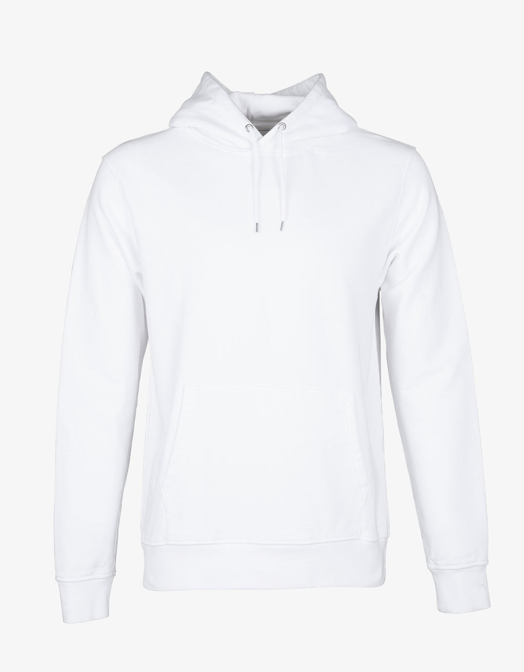 Colorful Standard Classic Organic Hood Hoodie Optical White