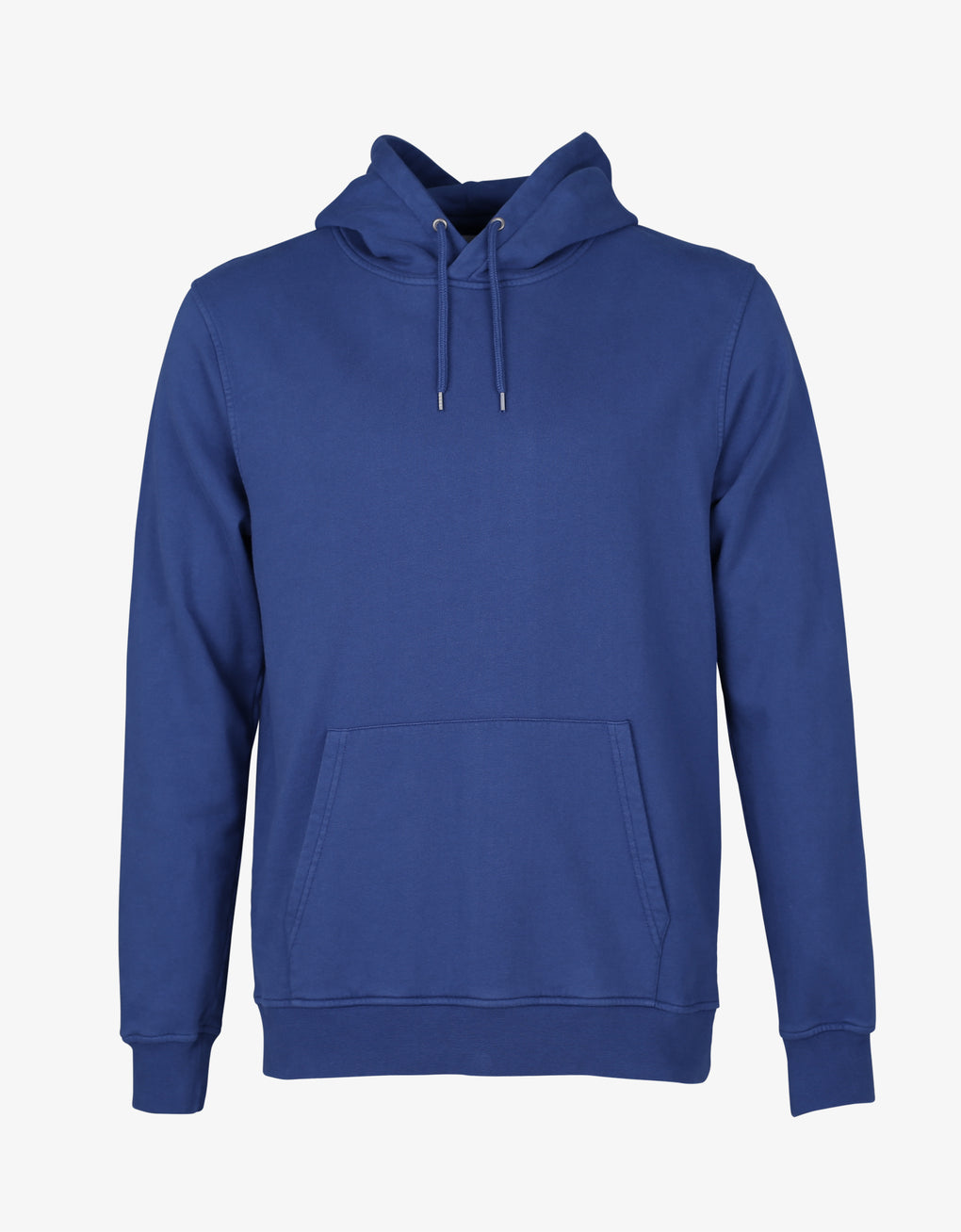 Colorful Standard Classic Organic Hood Hoodie Royal Blue