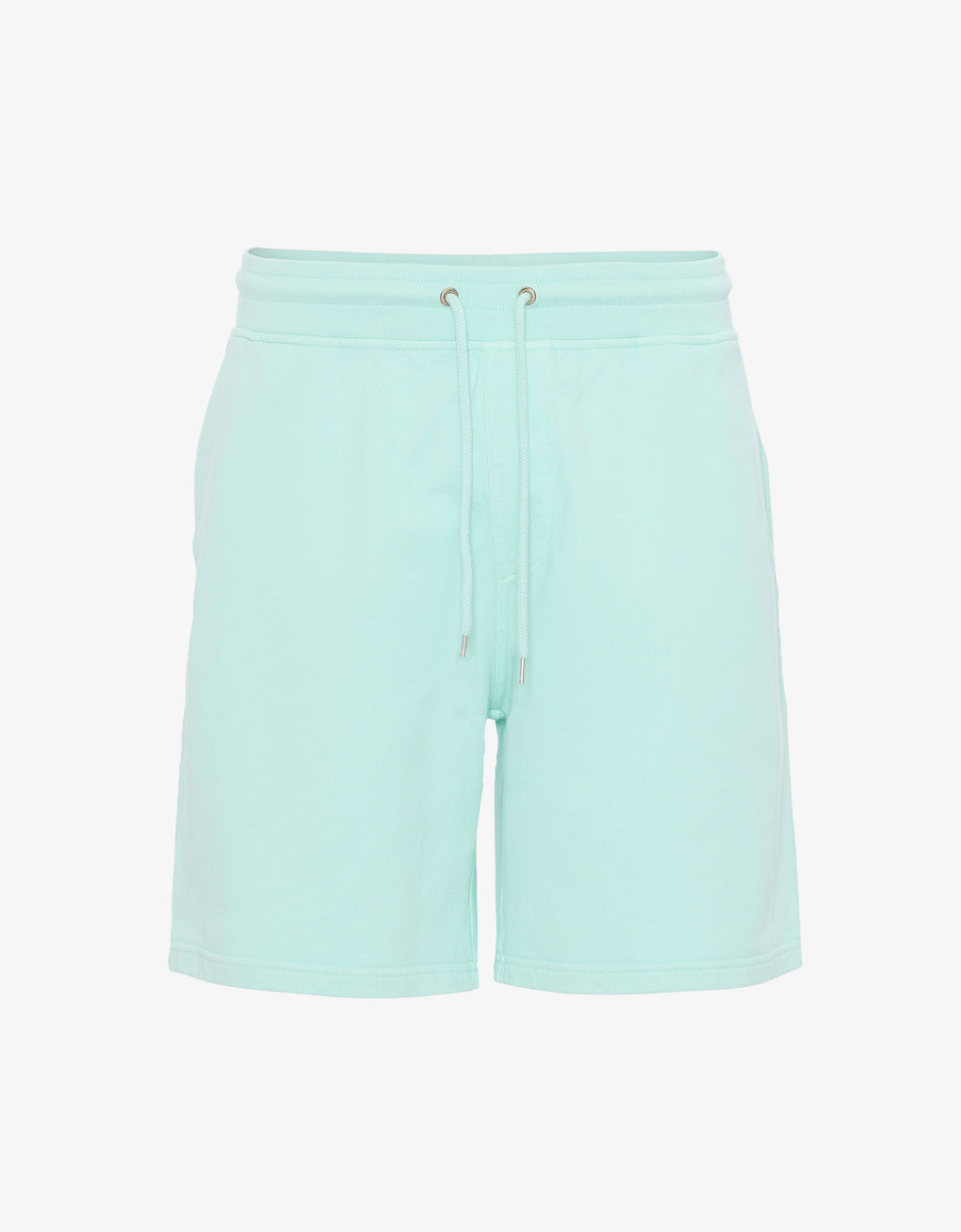 Colorful Standard Classic Organic Sweatshorts Shorts Light Aqua