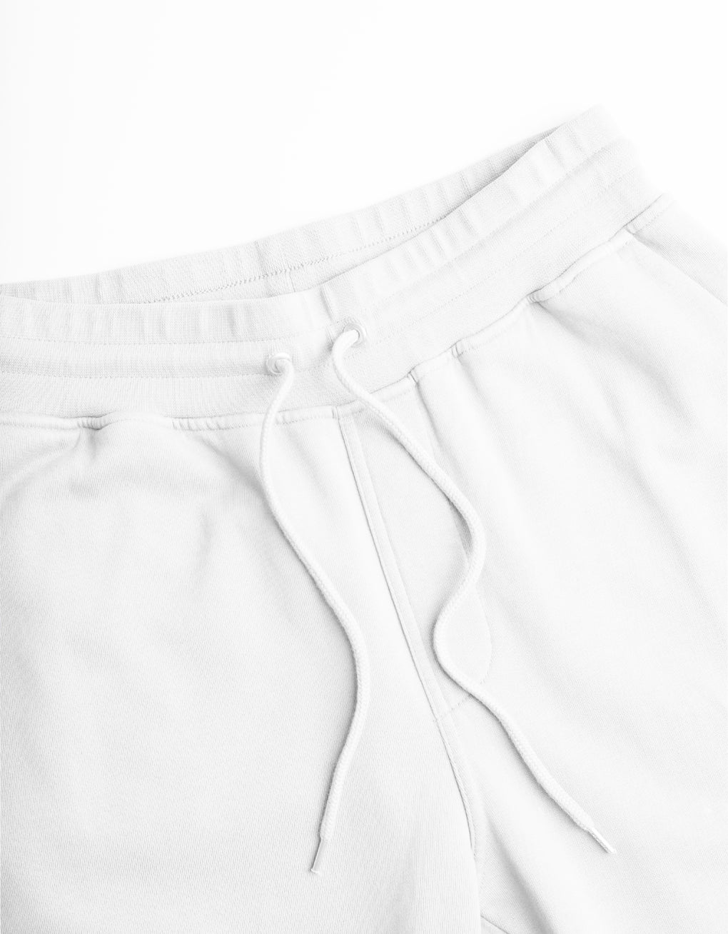 Colorful Standard Classic Organic Sweatshorts Shorts Optical White
