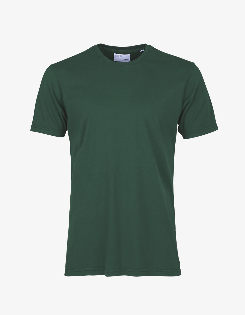 Colorful Standard Classic Organic Tee T-shirt Emerald Green