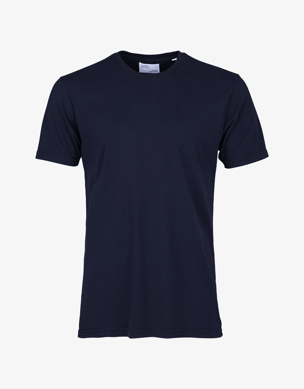 Colorful Standard Classic Organic Tee T-shirt Navy Blue