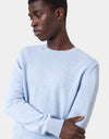 Colorful Standard Merino Wool Crew Merino Crewneck Faded Pink