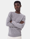 Colorful Standard Merino Wool Crew Merino Crewneck Heather Grey