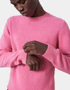 Colorful Standard Merino Wool Crew Merino Crewneck Oxblood Red