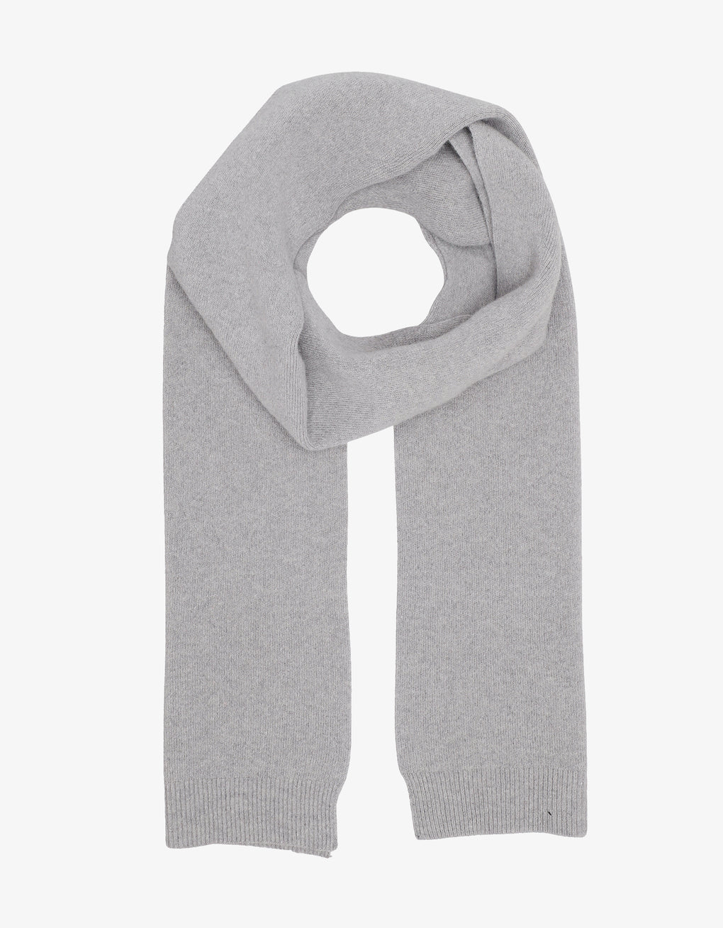 Colorful Standard Merino Wool Scarf Scarf Heather Grey