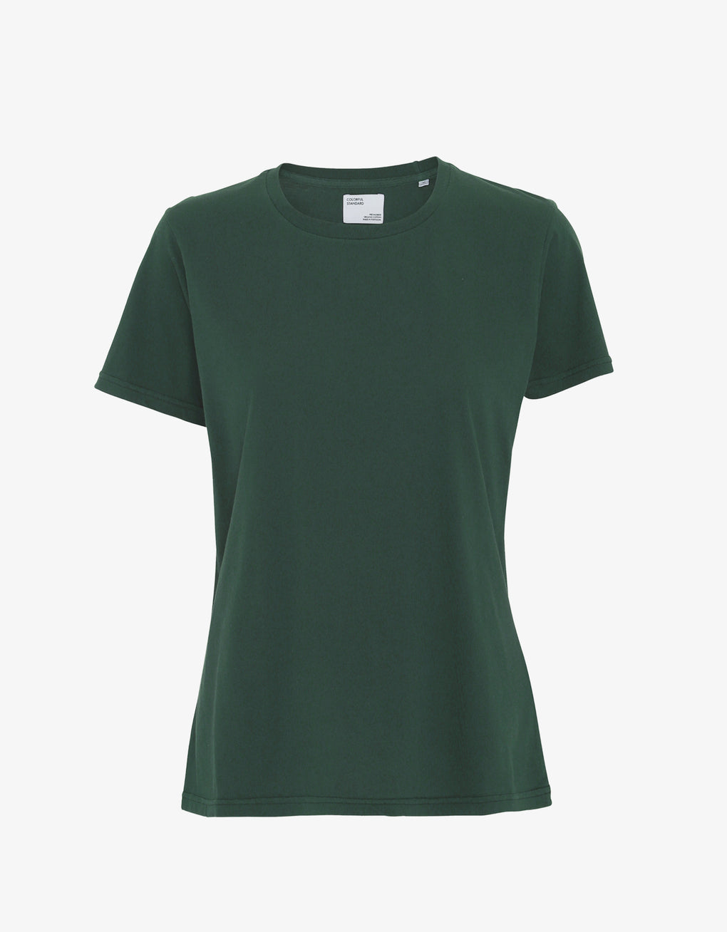 Colorful Standard Women Light Organic Tee Women T-shirt Emerald Green