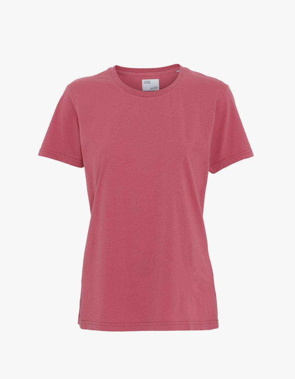 Colorful Standard Women Light Organic Tee Women T-shirt Raspberry Pink