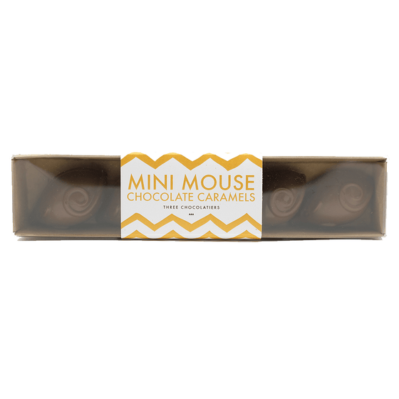 Mini Caramel Mouse