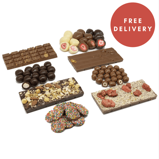 Three Chocolatiers Bestseller Chocolate Bundle