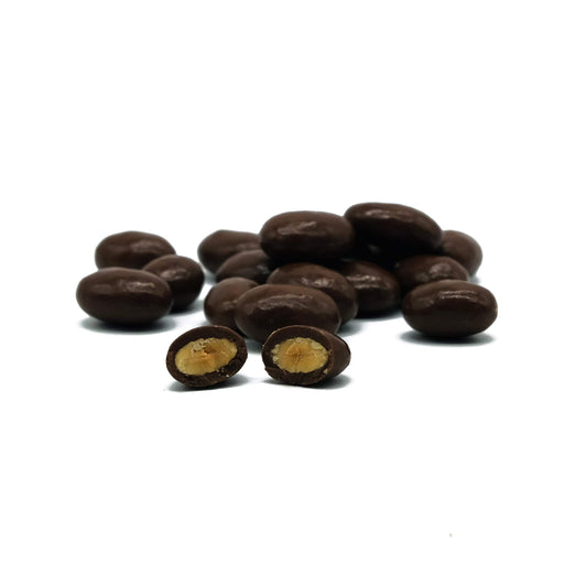 Three Chocolatiers Dark Chocolate Coated Murray River Almonds