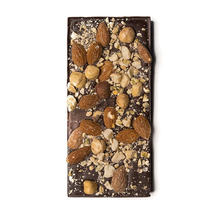 Dark Chocolate Nutlovers bar