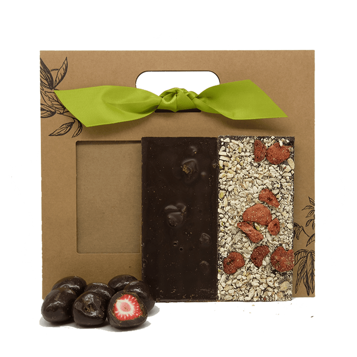 Three Chocolatiers Dark Favourites Gift Hamper
