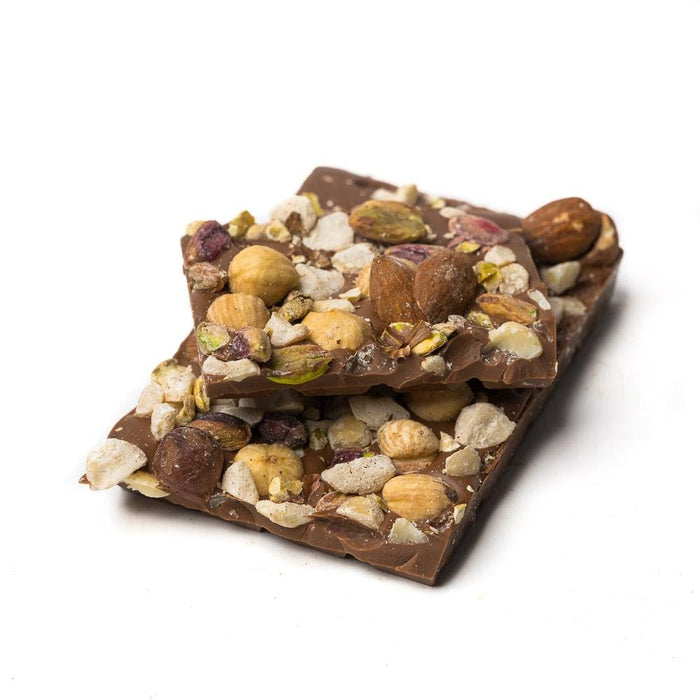 Milk Chocolate Nutlovers Bar