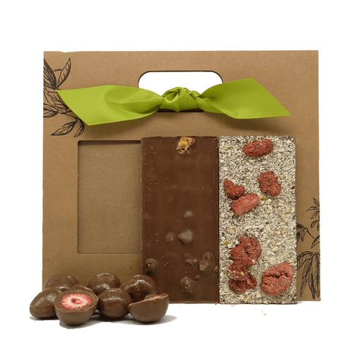 Three Chocolatiers Milky Favourites Gift Hamper