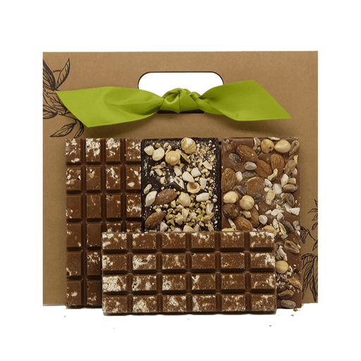 Three Chocolatiers Nutlovers Delight Gift Hamper