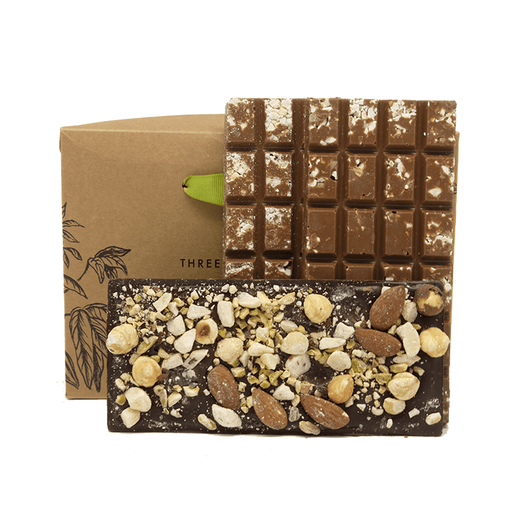 Three Chocolatiers Nutty Delight Gift Hamper