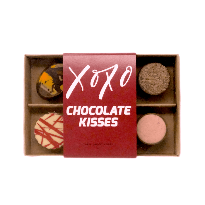 Chocolate Kisses Truffle Pack
