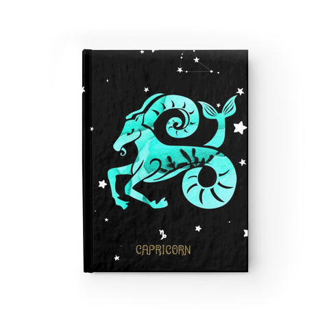 Capricorn Journal, Blank