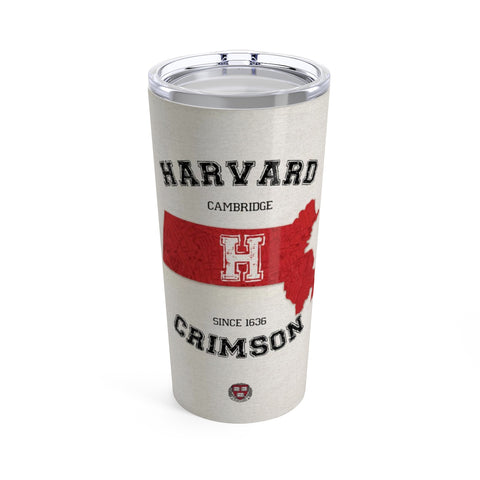 Congrats Graduation Harvard Crimson in Massachusetts Tumbler 20oz