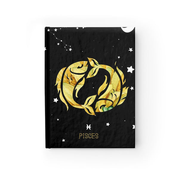 Pisces Journal, Blank