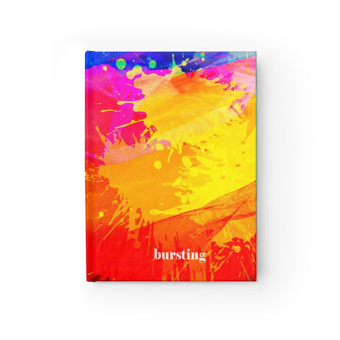 Bursting Journal, Blank