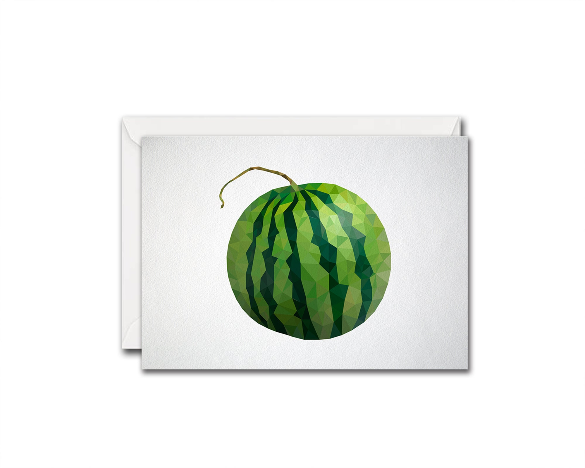 Watermelon Food Customized Gift Cards