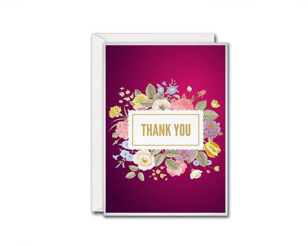 Thank you Messages Note Cards