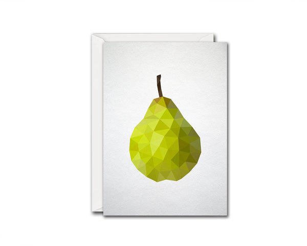 Pear Food Customized Gift Cards