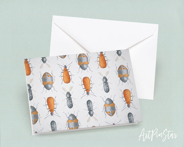 Insect Animal Greeting Cards