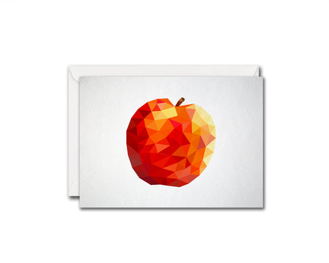 Red Apple Food Customized Gift Cards
