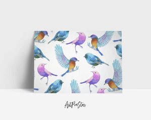 Birds Animal Greeting Cards