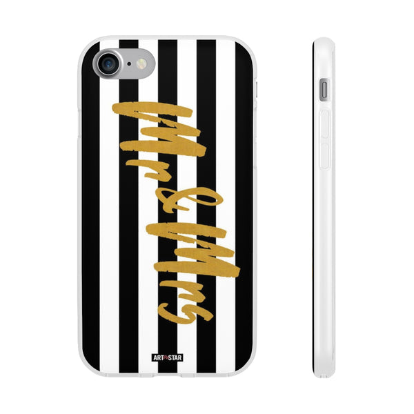 Mr. & Mrs. Flexi Phone Cases