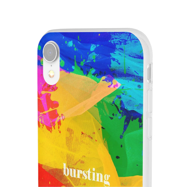 Bursting Premium Phone Cases