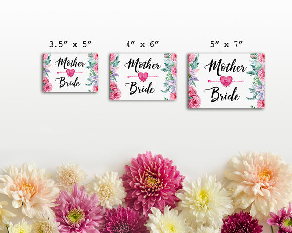 Mother of the bride Mother's Day Occasion Greeting Cards