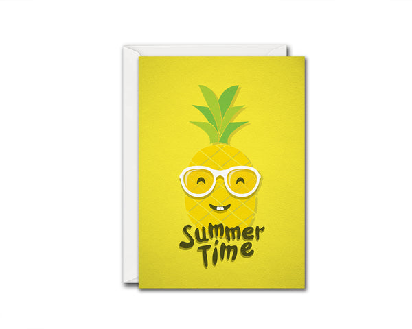 Summer Time Food Customized Gift Cards