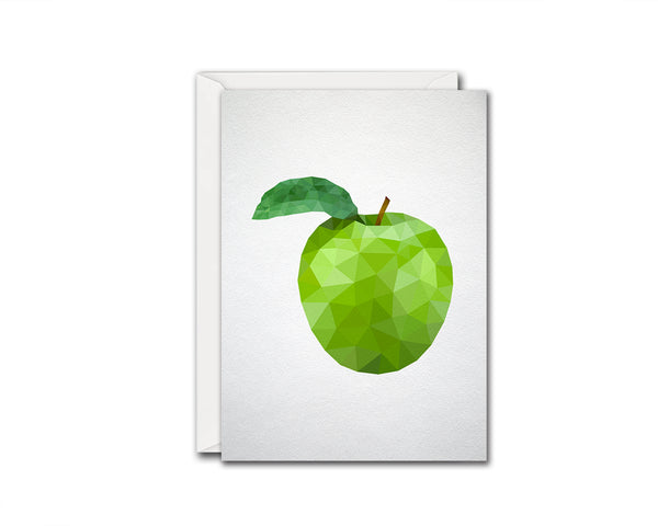 Green Apple Food Customized Gift Cards